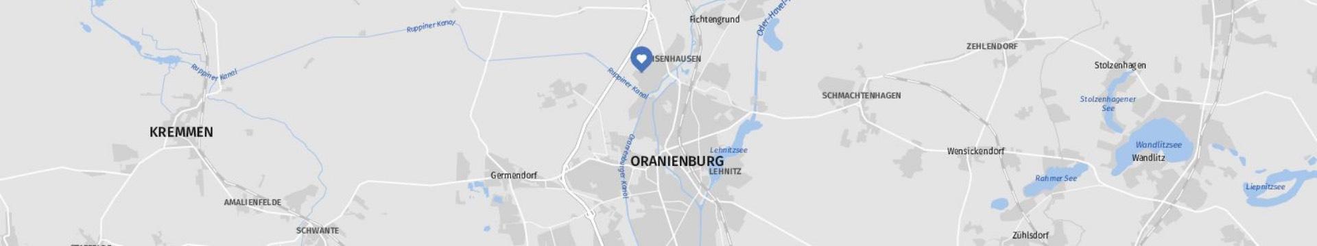 Ines Hinz | Praxis für Bewusstsein: Platzhalter für Google-Maps-Karte