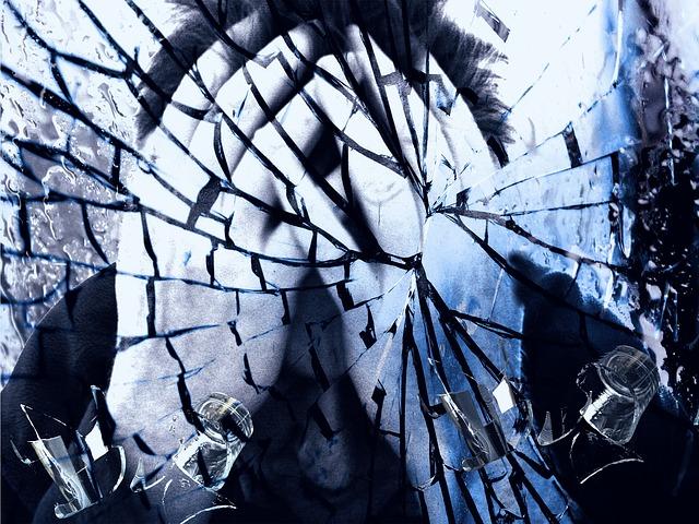 verzweifelter Mann für Hilfe bei Burnout und Depression